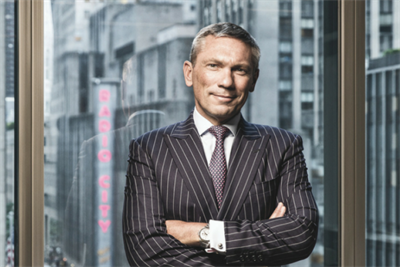 Worldwide CEO Andrew Robertson skills up BBDO during a pandemic